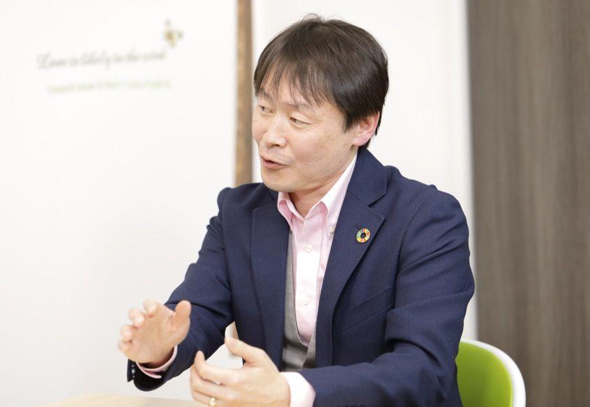 感情を表現する・書く手帳の存在について語るシックスセカンズジャパン株式会社の三森朋宏氏