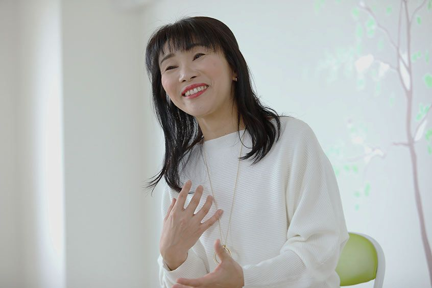 手帳學を語る手帳學入門講座の講師 櫻井実香
